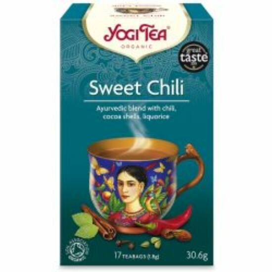 Édes chili bio tea