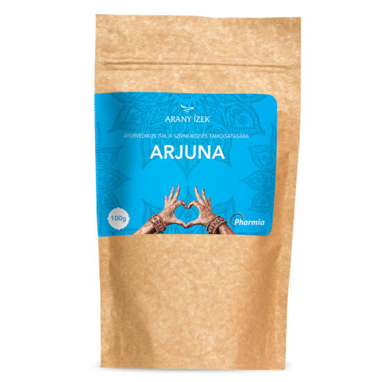 ARJUNA kávé - a szív segítője