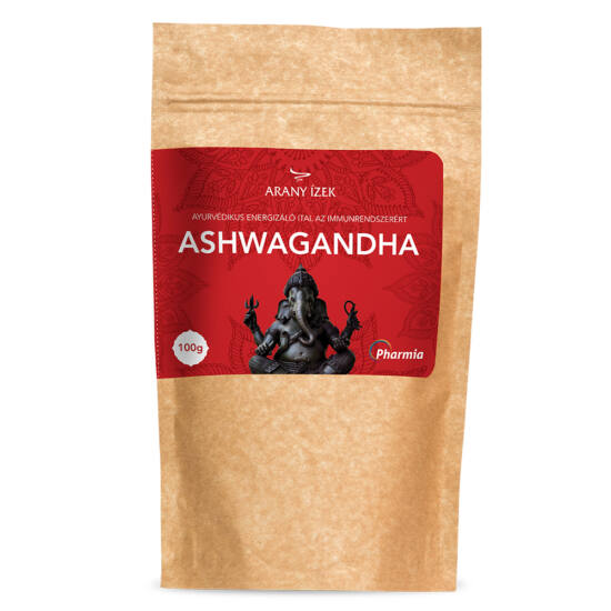 ASHWAGANDHA kávé - energizáló és immunerősítő