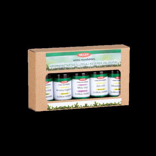Aromaháztartás illóolaj-keverék válogatás 2