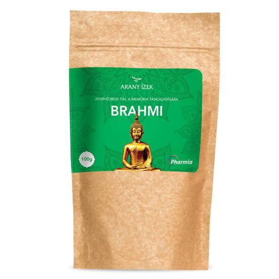 BRAHMI kávé - a memória támogatására