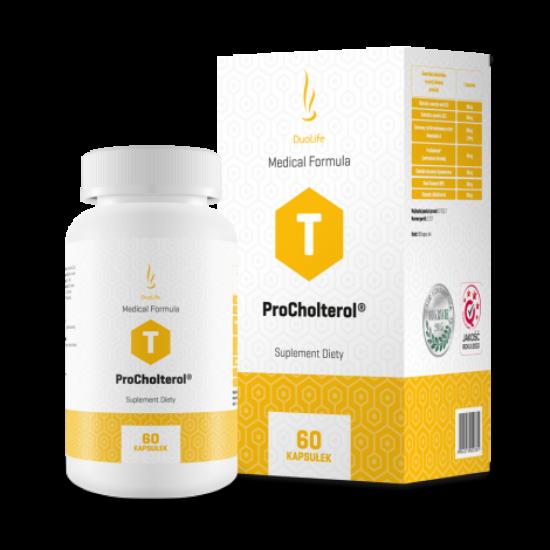 DuoLife Medical Formula ProCholterol® - a koleszterinszintért