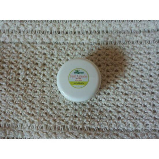 Ayurveda - Fair Cream -  ayurveda hidratáló, bőrsimító nappali krém - 15 ml