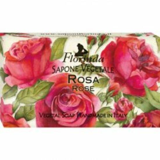 Florinda szappan Rózsa