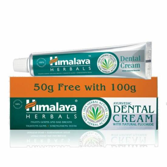 Himalaya Dental Cream Ayurvédikus fogkrém