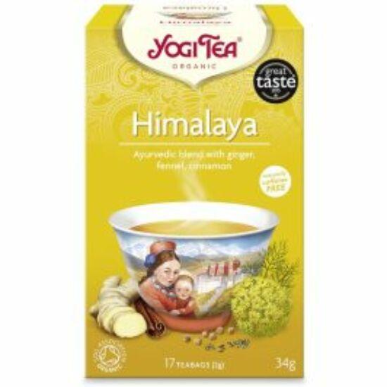 Himalaya bio tea
