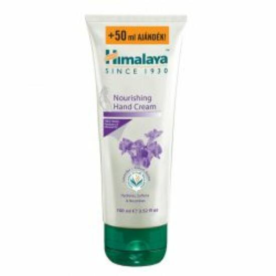 Himalaya Tápláló kézkrém