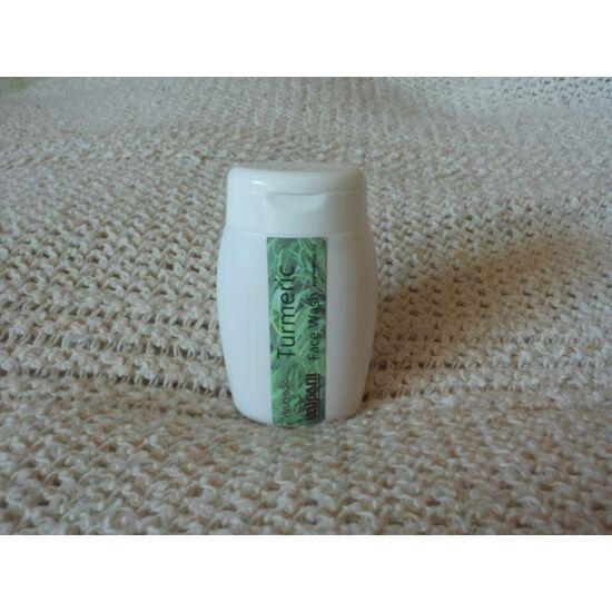 Ayurveda - Neem Turmeric - ayurveda gyógynövényes antibakteriális arctisztító - 100 ml