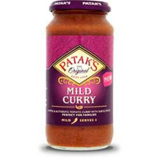 Patak's Mild curry