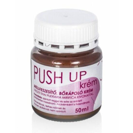 Push-up mellfeszesítő krém