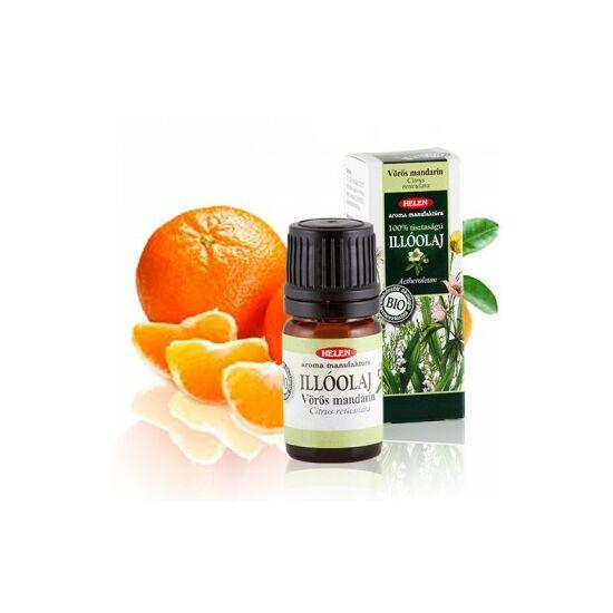 Vörös mandarin bio illóolaj