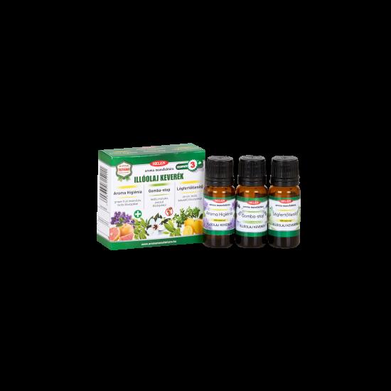 Aromastart aromafertőtlenítés illóolaj-keverék válogatás