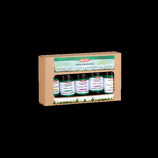Aromastart illóolaj-keverék  válogatás