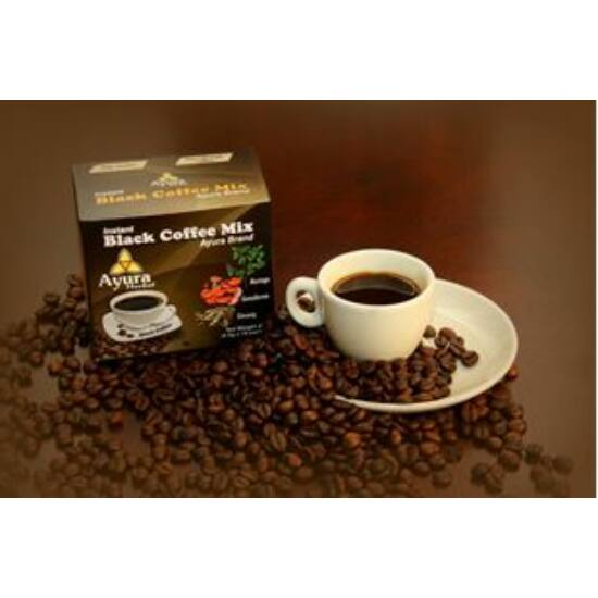 Ayura Herbal Black Coffee