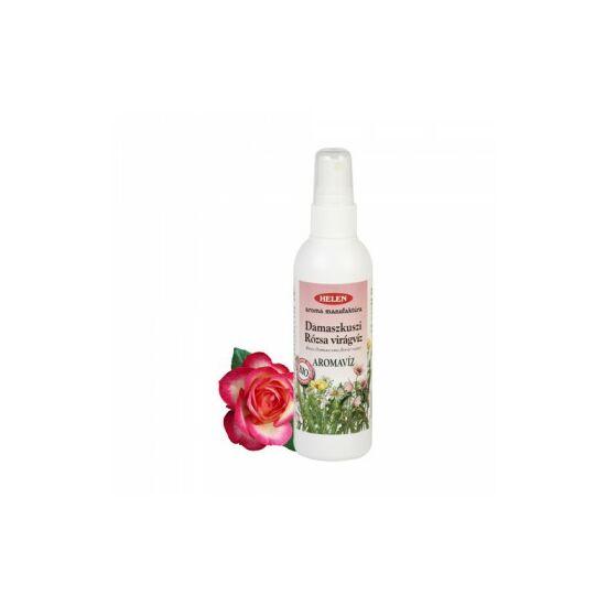 Damaszkuszi Rózsa virágvíz bio