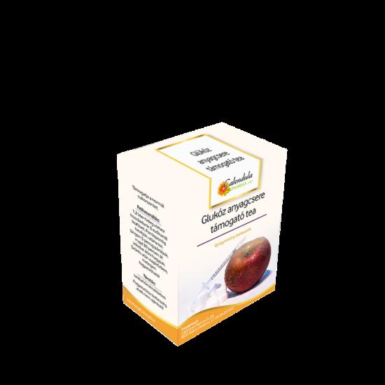 Glukóz-anyagcsere támogató tea