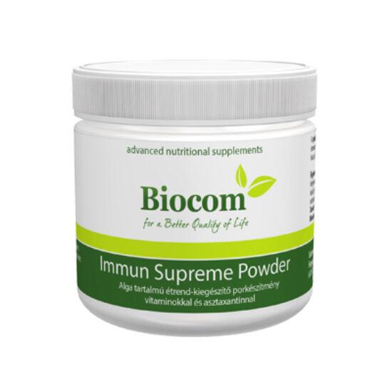 IMMUN SUPREME Powder (alga komplex készítmény) 180g