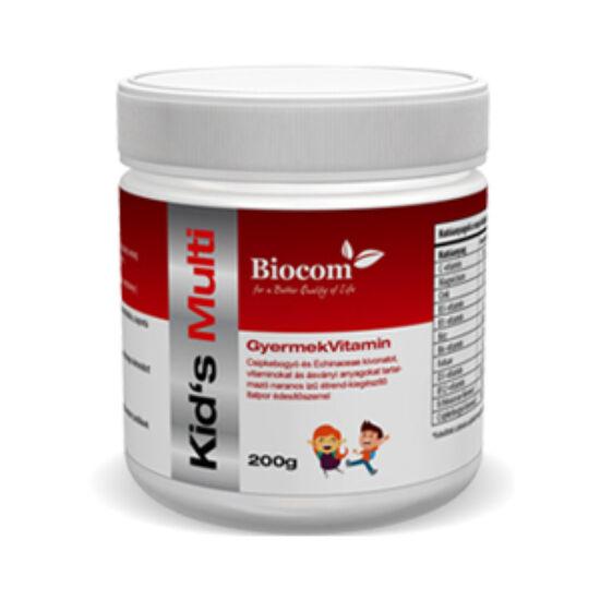 Kids Multi Gyermekvitamin 200 gramm