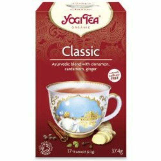 Klasszikus bio tea