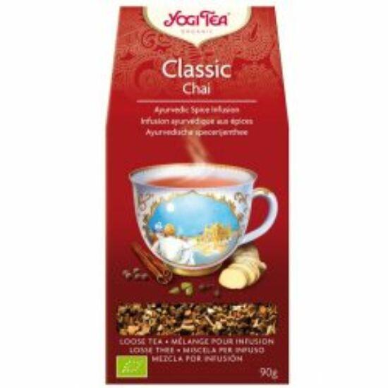 Himalaya Klasszikus Chai szálas bio tea