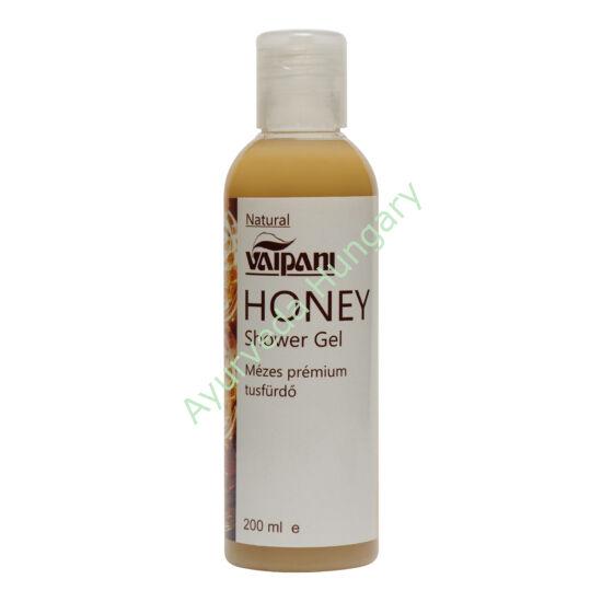 Vaipani Honey Shower Gel - ayurveda mézes tusfürdő koncentrátum gyógynövényekkel