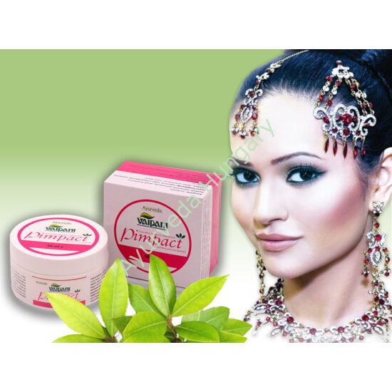 Vaipani Pimpact - ayurveda krém a zsíros, pattanásos, aknés bőr kezelésére
