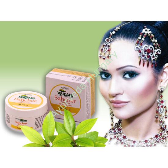 Vaipani Sahcher Cream - ayurveda bőrtápláló krém száraz bőrfelületre, pigmentfoltokra