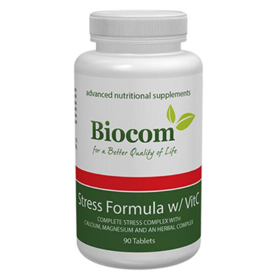 Stress Formula w/ VitC 90 tabletta
