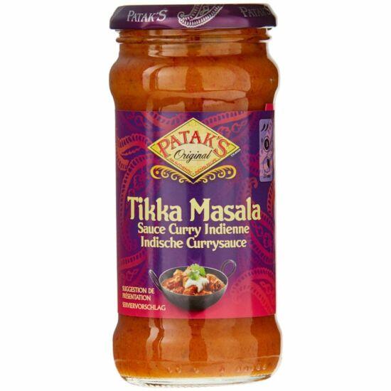 Patak's Tikka Masala curry