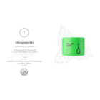 DuoLife Beauty Care Chlorofil Body Scrub - Testradír