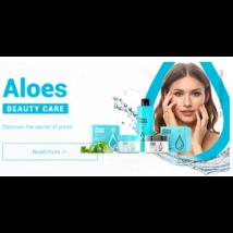 DuoLife Beauty Care Aloes - termékcsalád