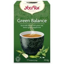 Yogi Zöld Egyensúly bio tea