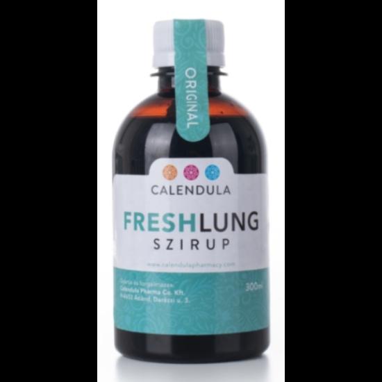 Freshlung szirup - megfázásra