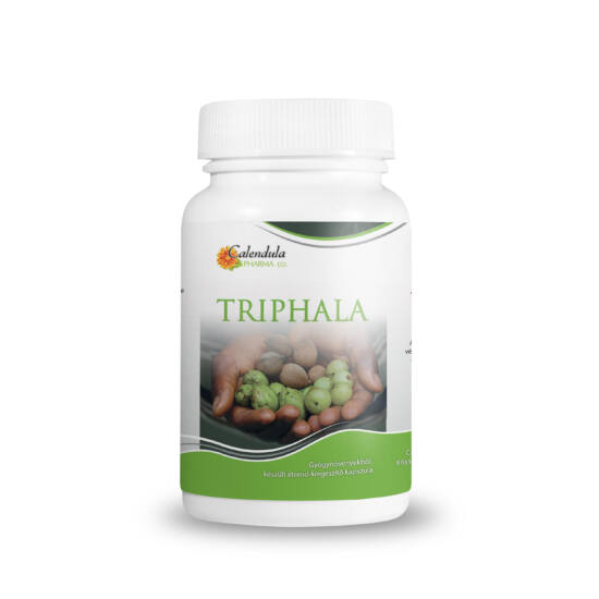 Triphala (180) - A megfelelő emésztésért