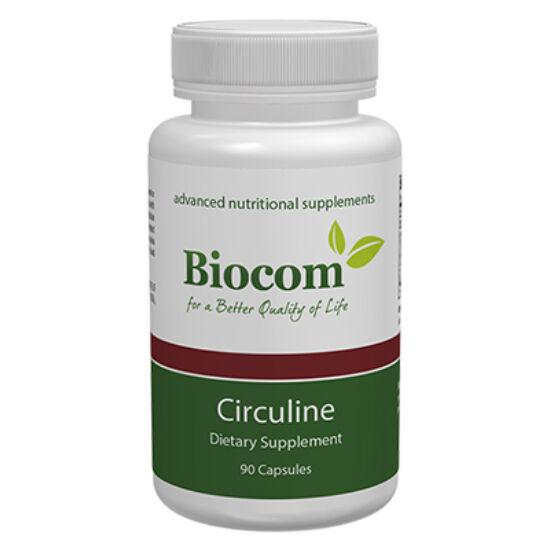 Circuline (Értisztító, keringésjavító kapszula)