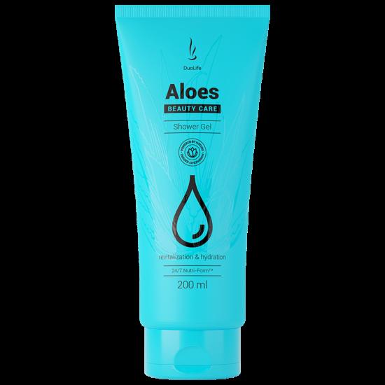 DuoLife Beauty Care Aloes Shower Gel - tusfürdő