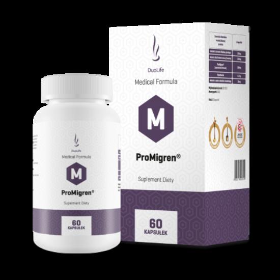 DuoLife Medical Formula ProMigren® - fejfájásra