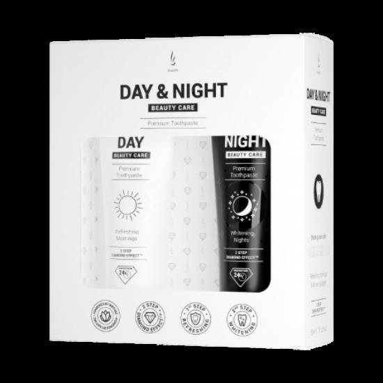 DuoLife Day & Night Beauty Care - Fogkrém készlet