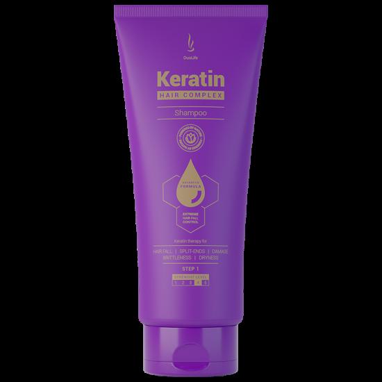 DuoLife Keratin Hair Complex - Sampon
