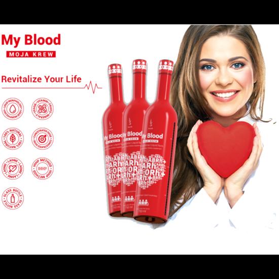 DuoLife My Blood Moja Krew - A vérképzésért 3+1