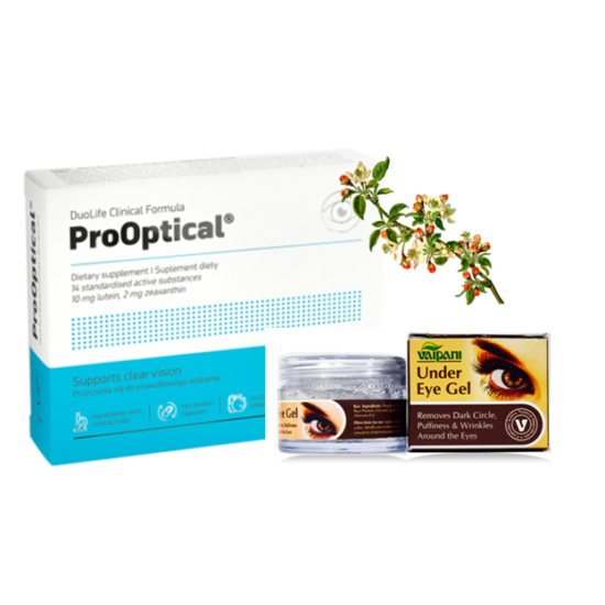 DuoLife Clinical Formula ProOptical - a szemünkért