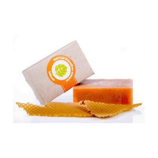 Kézműves mézes szappan -  a ragyogó bőrért