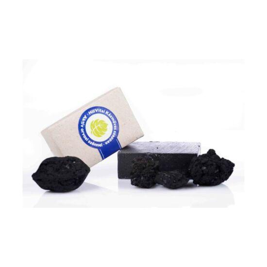 Kézműves szénszappan -  extra zsíros bőrre