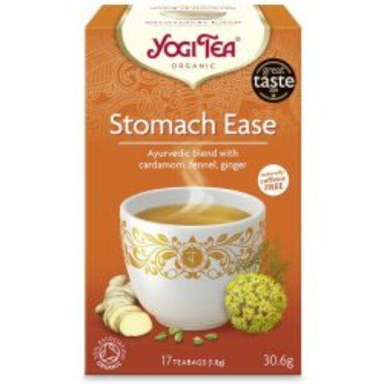 Yogi bio tea - Könnyebbség a gyomornak