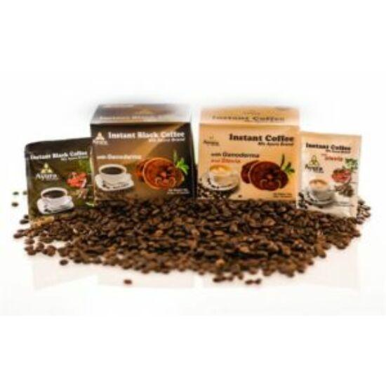 Ayura Herbal kávécsomag 2 - ajándék Ajakbalzsammal