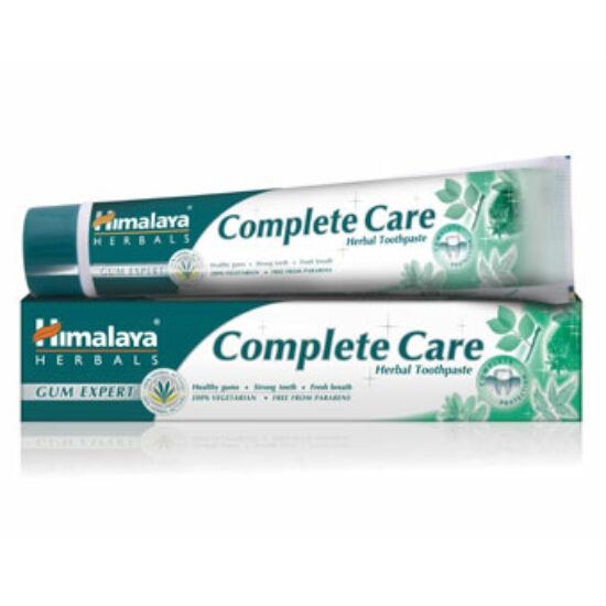 Himalaya Complete Care Herbal - gyógynövényes fogkrém