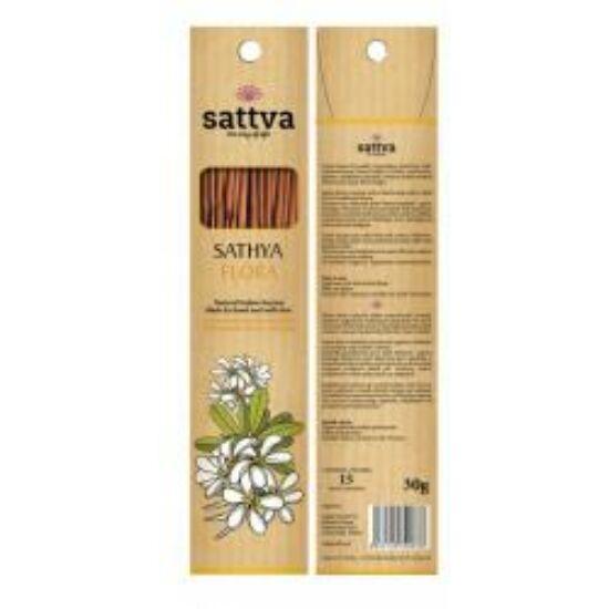 Füstölő-Sathya virág