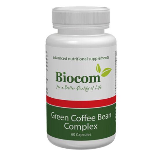 Green Coffee Bean Complex (Zöld Kávébab Komplex)