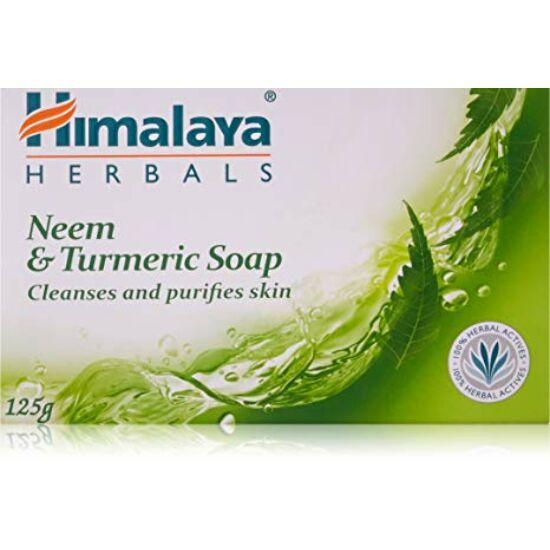 Himalaya Ním és kurkumás szappan
