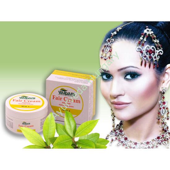 Vaipani Fair Cream - ayurveda hidratáló, bőrsimító nappali krém